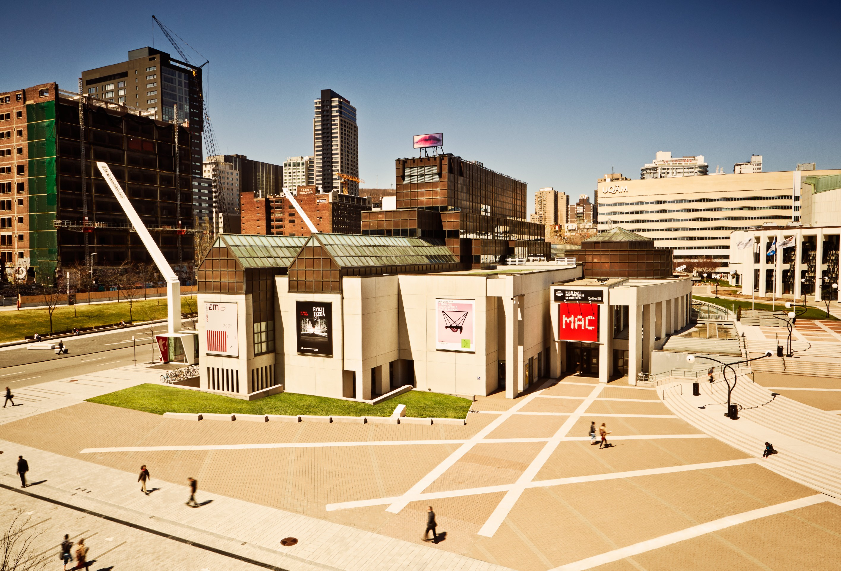 Musee D Art Contemporain De Montreal Musees Montreal