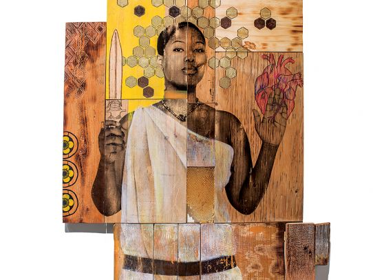 Here We Are Here: Black Canadian Contemporary Art