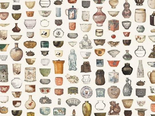 Obsession : la collection de céramiques japonaises de Sir William van Horne