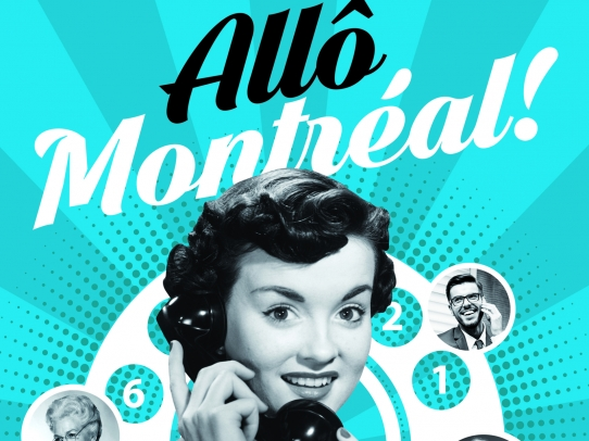 Hello, Montréal! Bell's Historical Collections
