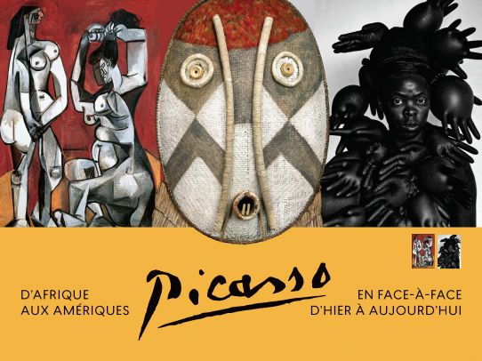 From Africa to the Americas: Face-to-face Picasso, Past and Present