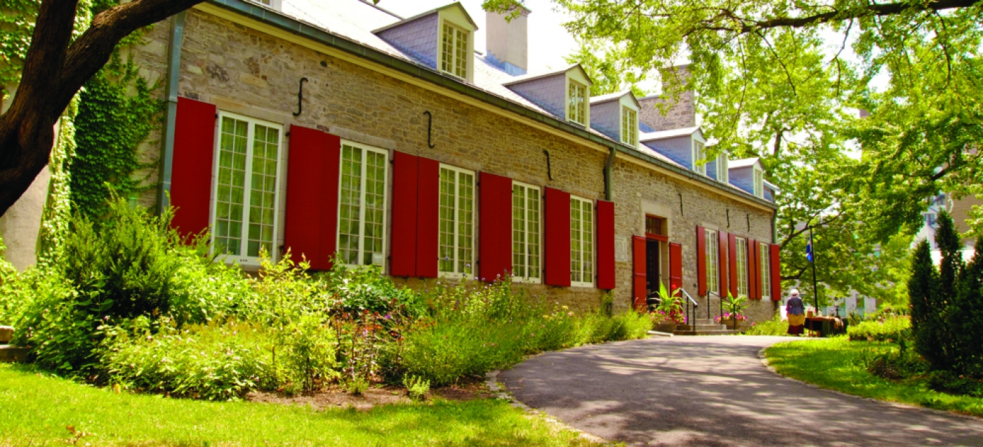 Château Ramezay Historic Site and Museum of Montréal